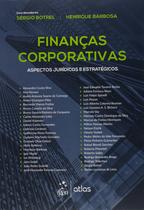 Livro - Finanças Corporativas - Aspectos Jurídicos E Estratégicos -