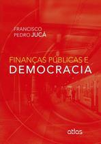 Livro - Finanças Públicas E Democracia -