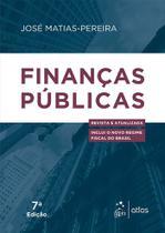 Livro - Finanças Públicas -