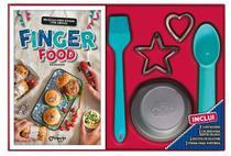Livro - Finger Food: Receitas para dividir com amigos -