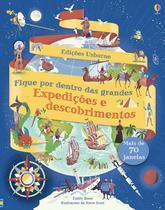 Livro - Fique por dentro das grandes expedições e descobrimentos -