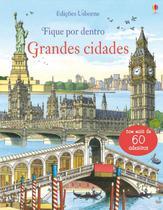 Livro - Fique por dentro: Grandes cidades -