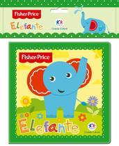 Livro - Fisher-Price - Elefante -