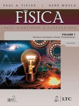 Livro - Física para Cientistas e Engenheiros Vol.1- Mecânica, Oscilações e Ondas, Termodinâmica -