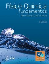 Livro - Físico-química - Fundamentos -
