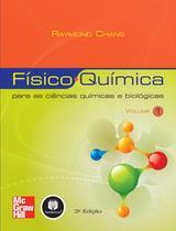 Livro - Físico-Química Vol.1 - Chang  - Mcgraw