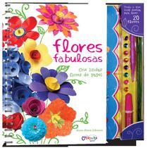Livro - Flores fabulosas -