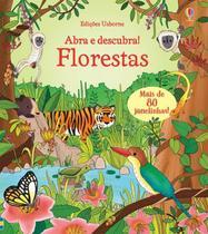 Livro - Florestas : Abra e descubra! -