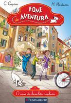 Livro - Fome De Aventura 1 - O Caso Da Bicicleta Roubada -