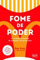 Livro - Fome de poder -