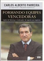 Livro - FORMANDO EQUIPES VENCEDORAS -