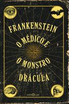 Livro - Frankenstein / O médico e o monstro / Drácula -