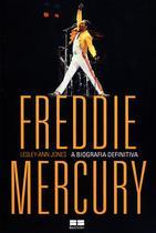 Livro - Freddie Mercury: A biografia definitiva -