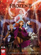 Livro - Frozen 2 - HQ -