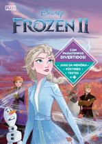 Livro - Frozen 2 - Livrão -