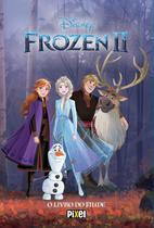 Livro - Frozen 2 -