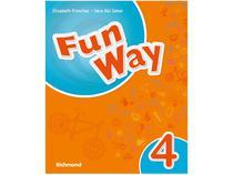 Livro Fun Way Inglês 4º Ano - Elisabeth Prescher e Vera Saber