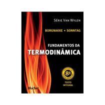 Livro - Fundamentos da Termodinâmica - Borgnakke - Edgard Blucher