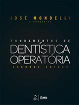 Livro - Fundamentos de Dentística Operatória -