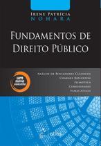 Livro - Fundamentos de Direito Público - Nohara 1ª edição - Atlas