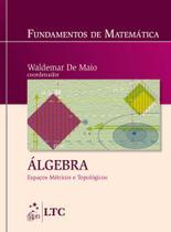 Livro - Fundamentos de Matemática - Álgebra - Espaços Métricos e Topológicos -