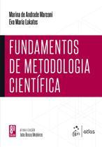 Livro - Fundamentos de Metodologia Científica -