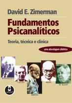Livro - Fundamentos Psicanalíticos -