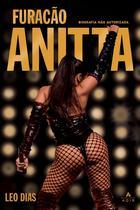 Livro - Furacão Anitta -