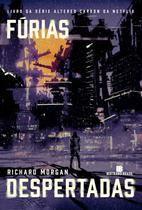 Livro - Fúrias despertadas (Vol. 3 Carbono alterado) -