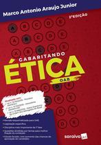 Livro - Gabaritando ética OAB - 2ª edição de 2019 -