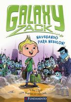 Livro - Galaxy Zack - Navegando Para Nebulon! -