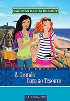 Livro - Garotas Da Rua Beacon - A Grande Caça Ao Tesouro -
