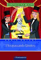 Livro - Garotas Da Rua Beacon - Ultrapassando Limites -