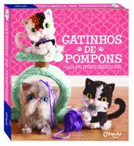 Livro - Gatinhos de pompons -