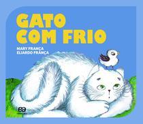 Livro - Gato com frio -
