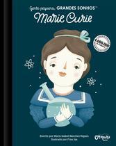 Livro - Gente pequena, Grandes sonhos. Marie Curie -
