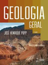Livro - Geologia Geral -