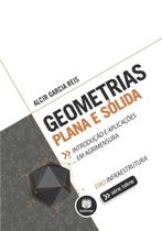 Livro - Geometrias Plana e Sólida - Introdução e Aplicações em Agrimensura