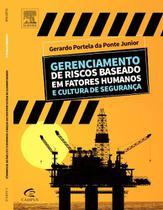 Livro - Gerenciamento de riscos baseado em fatores humanos -