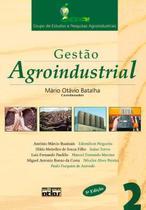 Livro - Gestão Agroindustrial - Vol. 2 -