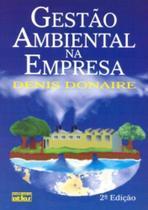 Livro - Gestão Ambiental Na Empresa -