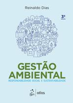 Livro - Gestão Ambiental - Responsabilidade Social e Sustentabilidade -