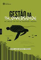 Livro - Gestão da biodiversidade -