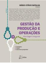 Livro - Gestão da Produção e Operações -