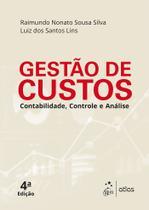 Livro - Gestão de Custos - Contabilidade, Controle e Análise -