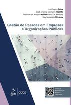 Livro - Gestão de Pessoas em Empresas e Organizações Pública -