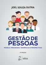 Livro - Gestão De Pessoas - Modelo, Processos, Tendências E Perspectivas -