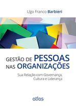 Livro - Gestão De Pessoas Nas Organizações: Sua Relação Com Governança, Cultura E Liderança -