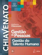 Livro - Gestão de Pessoas - O Novo Papel da Gestão do Talento Humano -