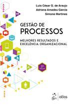 Livro - Gestão de Processos-Melhores Resultados e Excelência Organizacional -
